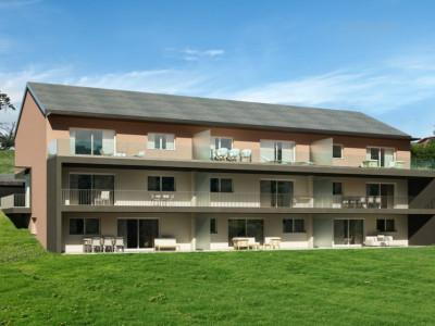 Superbe appartement neuf de 4,5 pièces livrable en Automne 2021 image 1