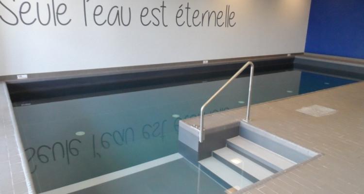 Bel appartement de 4 pièces avec piscine intérieure et vue imprenable image 5