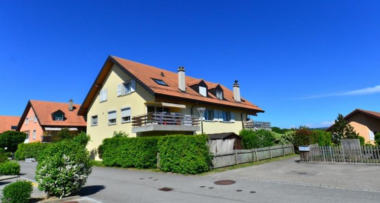 Spacieux duplex de 5,5 pièces, 4 chambres, à 15min de Lausanne image 1