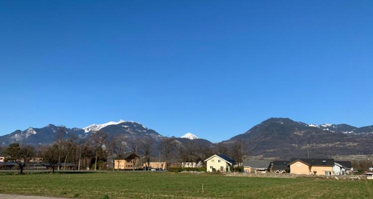 C-Service vous propose une magnifique villa à Monthey image 7