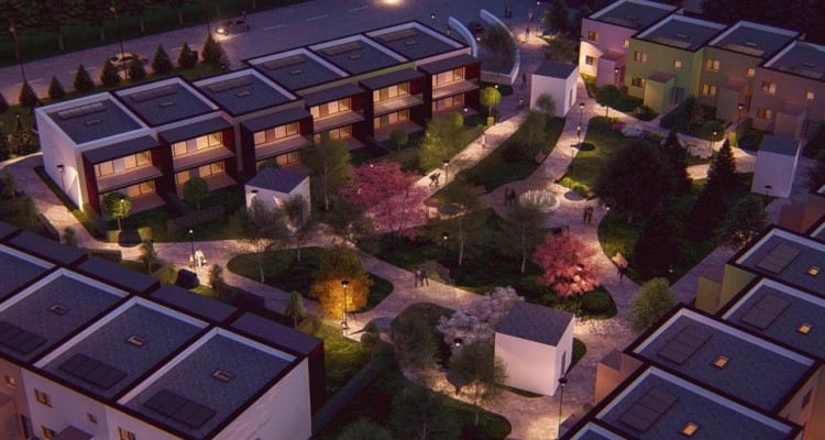 C-Service vous propose une magnifique villa à Monthey image 9