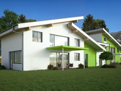C-SERVICE vous propose une superbe villa jumelée à Massongex image 1