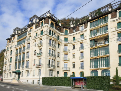 Bel appartement de 7 pièces avec studio indépendant à Montreux image 1