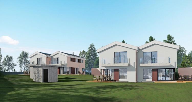 C-Service vous propose une villa jumelée de 4,5 pièces à Ollon (VD) image 2