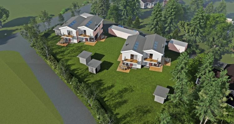 C-Service vous propose une villa jumelée de 4,5 pièces à Ollon (VD) image 3