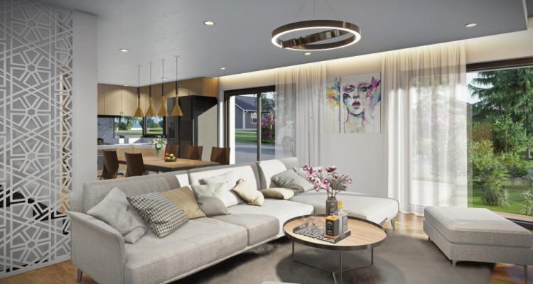 C-Service vous propose une villa jumelée de 4,5 pièces à Ollon (VD) image 4
