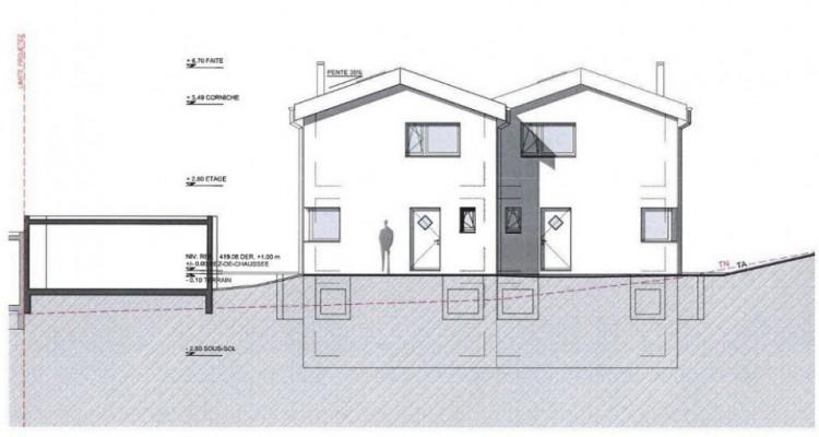 C-Service vous propose une villa jumelée de 4,5 pièces à Ollon (VD) image 12