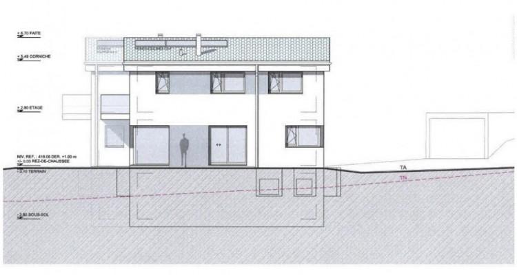 C-Service vous propose une villa jumelée de 4,5 pièces à Ollon (VD) image 15