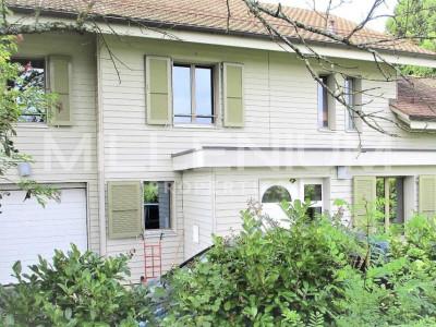 Charmante maison jumelée de 11 P à Choulex. image 1