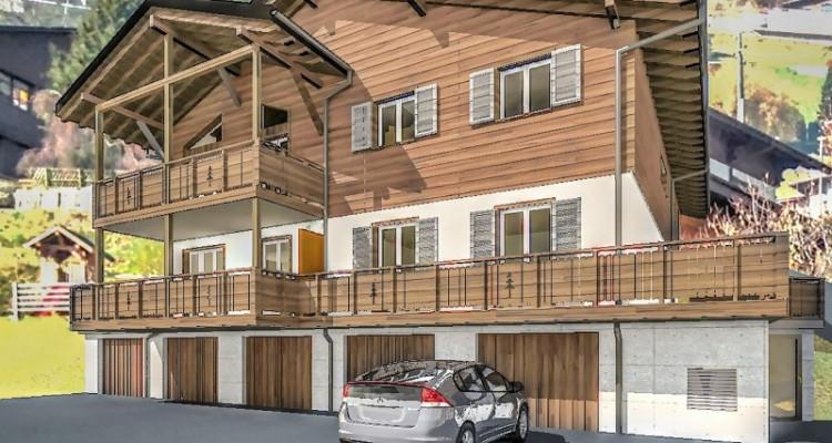 FOTI IMMO - Appartement neuf de 3,5 pièces avec jardin. image 1