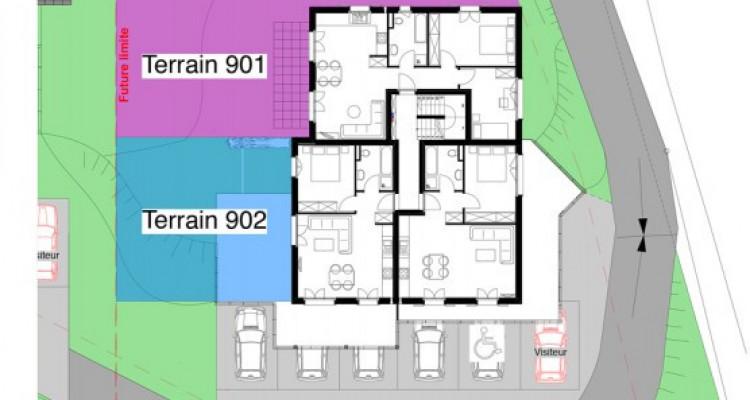 FOTI IMMO - Appartement neuf de 3,5 pièces avec jardin. image 5
