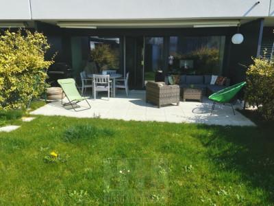 Exceptionnel appartement 4 pièces avec grande terrasse et jardin image 1