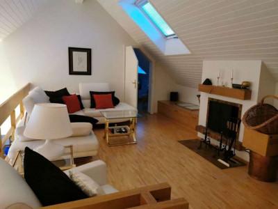 Beau Duplex 5.5p / 3 chambres / 2 SDB / balcon avec vue sur le lac image 1