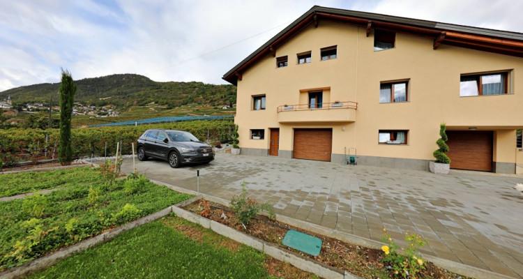 Magnifique appart 4,5 p / 3 chambres / 2 SDB / avec terrasse image 8