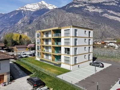 FOTI IMMO - Bel appartement neuf de 3,5 pièces avec balcon. image 1