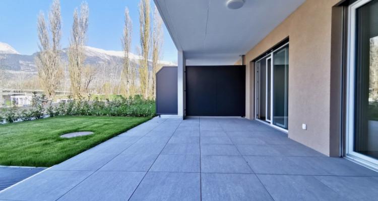 FOTI IMMO - Appartement neuf de 2,5 pièces proche du Rhône. image 9