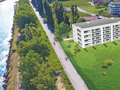 FOTI IMMO - Appartement neuf de 3 pièces proche du Rhône. image 1