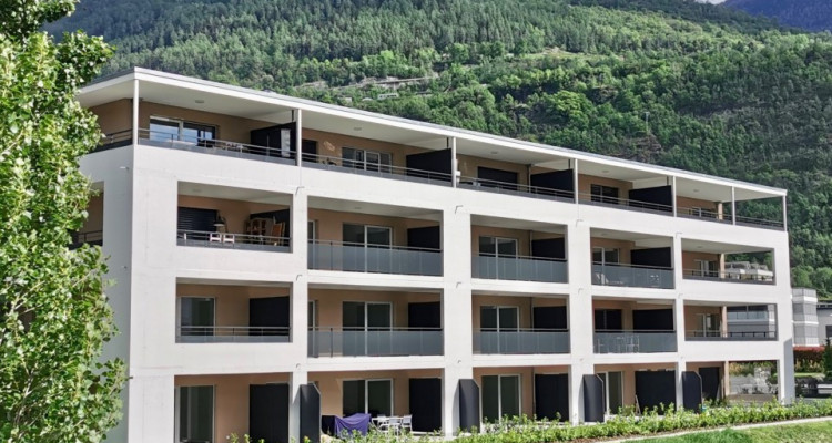 FOTI IMMO - Appartement neuf de 2,5 pièces avec balcon. image 1
