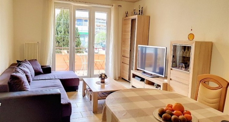 Très beau lot appartement 60m2 + 12 m2 + magasin actif image 1