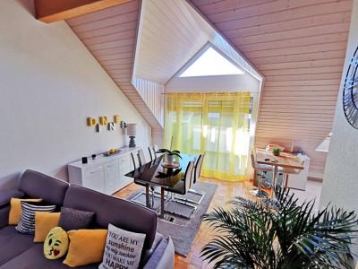 Magnifique appart 4 p / 2 chambres / 1 SDB / mezzanine / balcon image 1