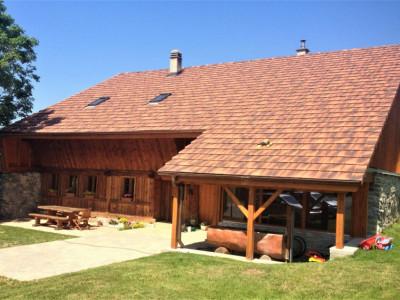 Très belle ferme rénovée à Grangettes image 1