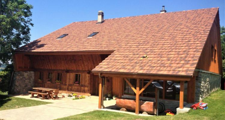 Charme et caractère très belle maison à Grangettes image 1