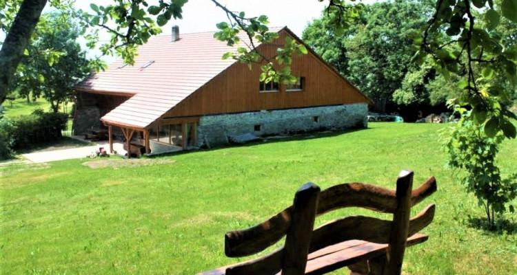 Charme et caractère très belle maison à Grangettes image 8