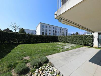 Magnifique appartement 108m2 avec jardin de 145m2-St Prex image 1