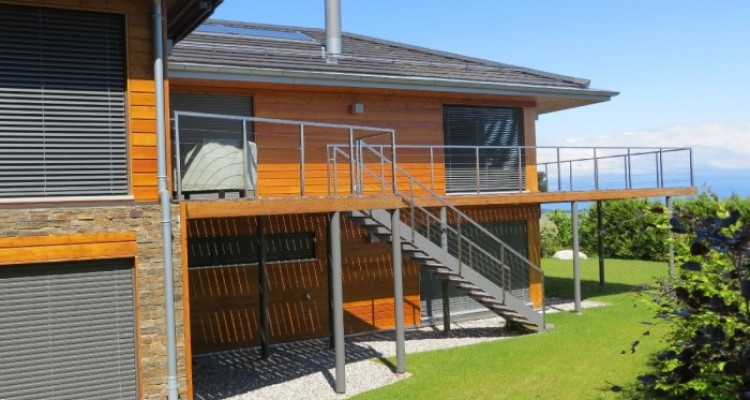 Amazing house with stunning lake view 300m2 at Arzier. image 7