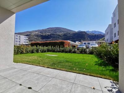 FOTI IMMO - Appartement neuf de 2 pièces avec jardin. image 1
