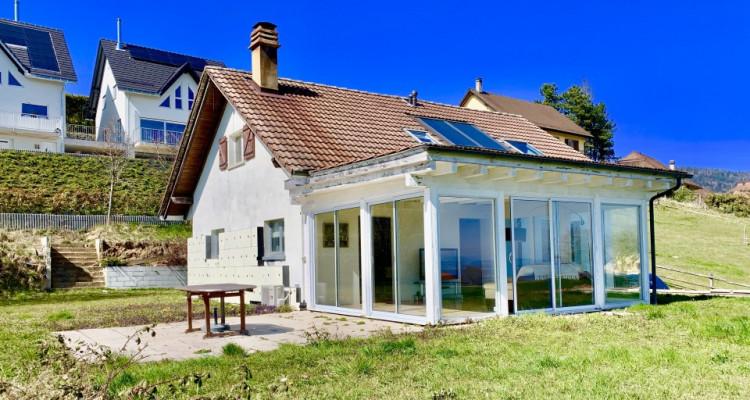 Villa individuelle de 5.5 pièces à 25 minutes de Morges avec vue magnifique sur les Alpes ! image 3