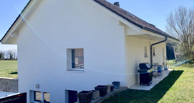 Villa individuelle de 5.5 pièces à 25 minutes de Morges avec vue magnifique sur les Alpes ! image 4