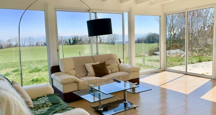 Villa individuelle de 5.5 pièces à 25 minutes de Morges avec vue magnifique sur les Alpes ! image 9
