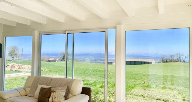 Villa individuelle de 5.5 pièces à 25 minutes de Morges avec vue magnifique sur les Alpes ! image 10
