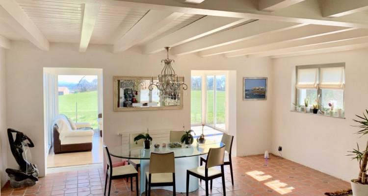 Villa individuelle de 5.5 pièces à 25 minutes de Morges avec vue magnifique sur les Alpes ! image 13