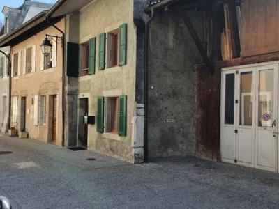 Maison villageoise avec jardinet au centre de Versoix image 1