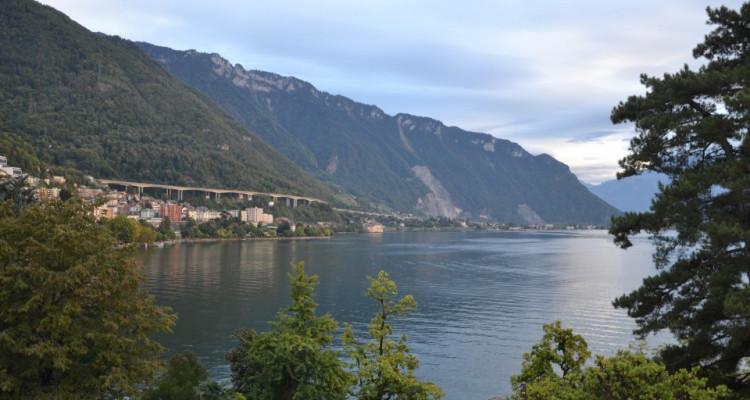 Superbe appartement de 2.5 pièces à deux pas du lac - Montreux (VD-CH) image 1