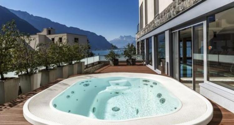 Superbe appartement de 2.5 pièces à deux pas du lac - Montreux (VD-CH) image 7