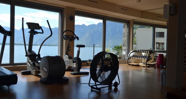 Superbe appartement de 2.5 pièces à deux pas du lac - Montreux (VD-CH) image 9