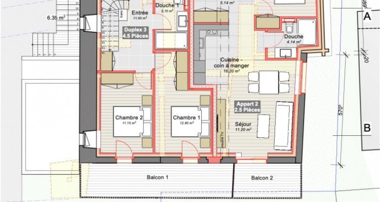 Sublime appartement entièrement rénové image 2