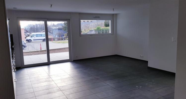 Au coeur de Châtel-St-Denis,2 appartements neufs au rez-de-chaussée  image 3