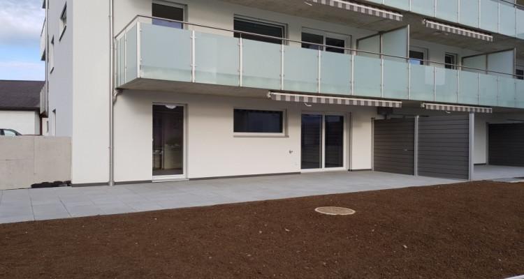 Au coeur de Châtel-St-Denis,2 appartements neufs au rez-de-chaussée  image 8