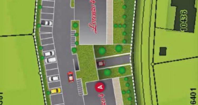 FOTI IMMO - Bel appartement neuf de 3,5 pièces avec balcon. image 13
