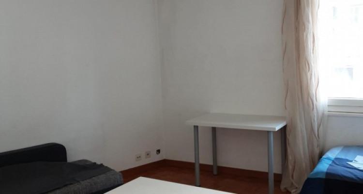 Appartement 3 pièces à plainpalais qui va être refait à neuf image 8