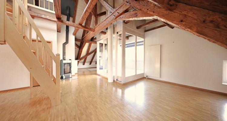 Magnifique appartement en duplex de 5 p. / 4 chambres/ grand balcon image 1