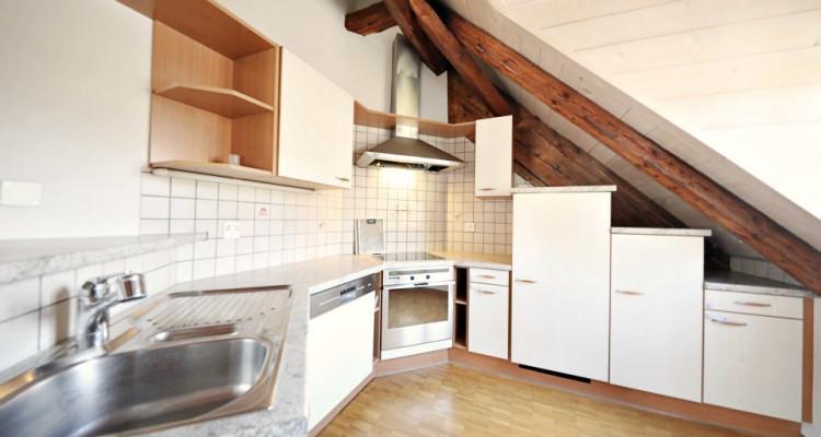 Magnifique appartement en duplex de 5 p. / 4 chambres/ grand balcon image 2