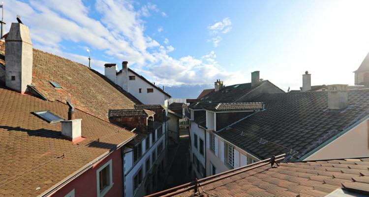 Magnifique appartement en duplex de 5 p. / 4 chambres/ grand balcon image 4