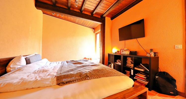 Magnifique appart 2,5 p / 1 chambre / 1 SDB / terrasse avec jardin image 3
