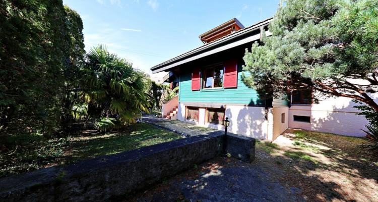 Magnifique appart 2,5 p / 1 chambre / 1 SDB / terrasse avec jardin image 6