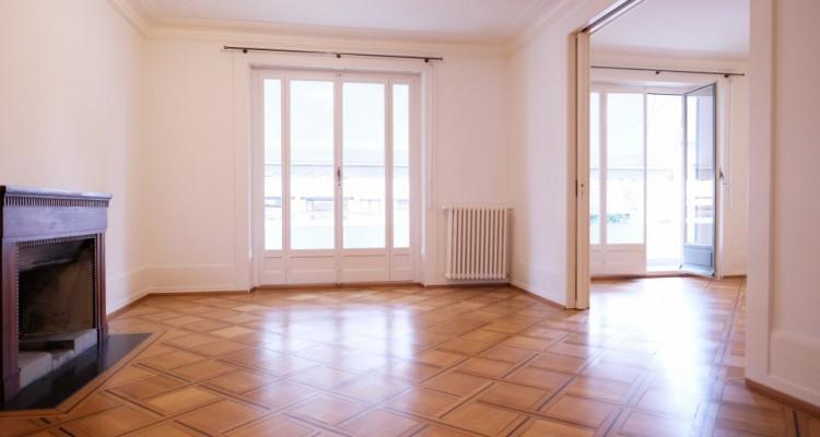 Magnifique 4,5p / 2 CHB dont suite parentale / Grd balcon image 1